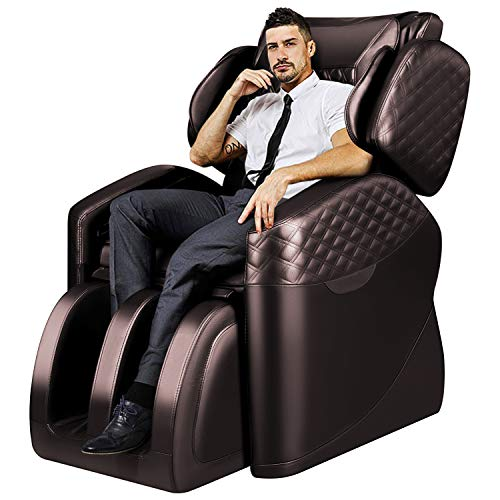 Tinycooper Massage Chairs by Ootori, Zero Gravity Massage Chair, Full Body Massage Chair with...