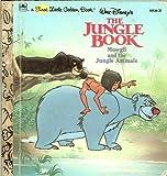 The Jungle Book, Little Golden Books Staff, 0307101797