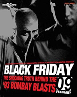Black Friday (Bollywood Movie / Indian Cinema / Hindi Film/ Kay kay menon/