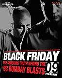 Black Friday (Bollywood Movie / Indian Cinema / Hindi Film/ Kay kay menon/ pavan malhotra/ Anurag Kashyap/ DVD)
