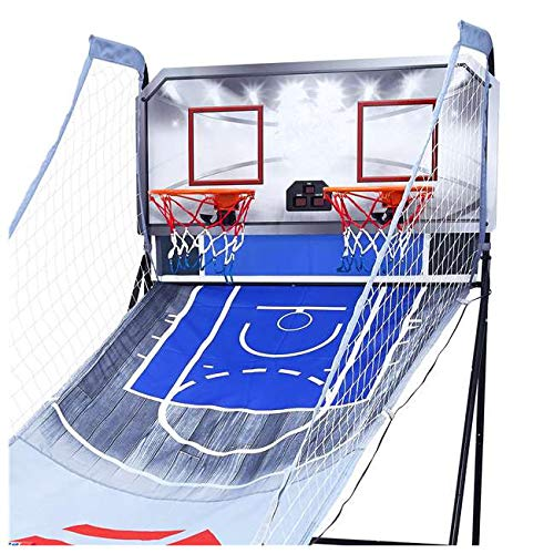 MRT SUPPLY 2-Player Indoor Basketball Arcade Game with Ebook by MRT SUPPLY (Image #2)
