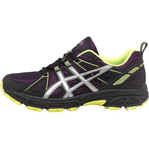 Mujer zapatillas de Trail Running ASICS Gel Trail Tambora 4 Morado ...