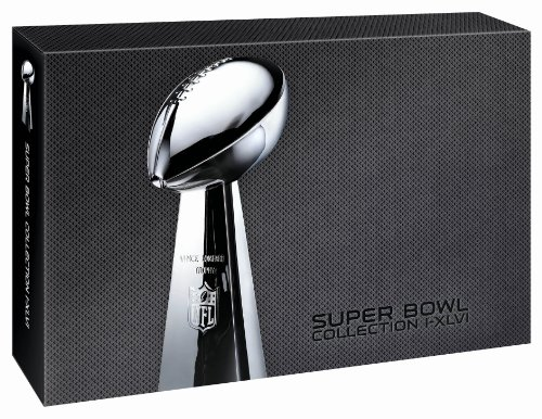 NFL Super Bowl Collection I-XLVI by Unknown