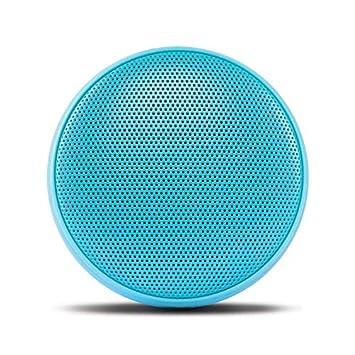 ECOXGEAR EcoDrop GDI-EXDRP305 Rugged Splashproof Portable Bluetooth Wireless 3 Watt Mini Speaker Teal