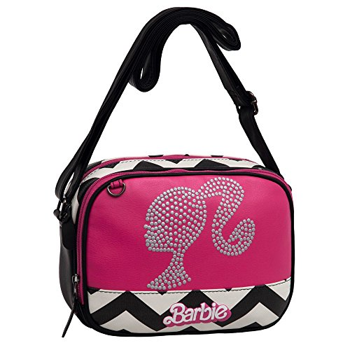 Mattel Barbie Dream Borsa Messenger, Poliestere, Rosa, 23 cm