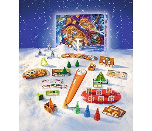 Weihnachtskalender Tiptoi.Ravensburger Spieleverlag 00715 Tiptoi Adventskalender