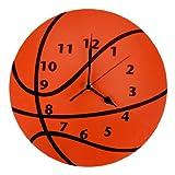 Trend Lab Wall Clock, Basketball