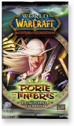 Upperdeck Jeu de carte World Of Warcraft Booster