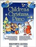 Children's Christmas Piano: Das Kinder-Weihnachtsalbum mit den beliebtesten und bekanntesten Weihnachtsliedern in sehr leichter bis leichter Fassung für Klavier/Keyboard