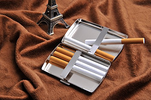 Cigarettes 792 Holds Mod Modern Case zinc Elegance Alloy Abacus 04 Cigarette 12 of Quantum DE Made 0O7aPpwzq
