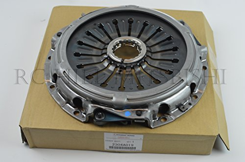 2003 2004 2005 2006 2007 2008 2009 2010 2011 2012 2013 2014 2015 LANCER EVOLUTION GENUINE OEM FACTORY MITSUBISHI CLUTCH ASSEMBLY PRESSURE PLATE 2304A019 (Oem Clutch Pressure Plate)