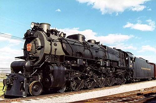 Broadway Limited N Scale 3642 M1B 4-8-2 Locomotive, PRR