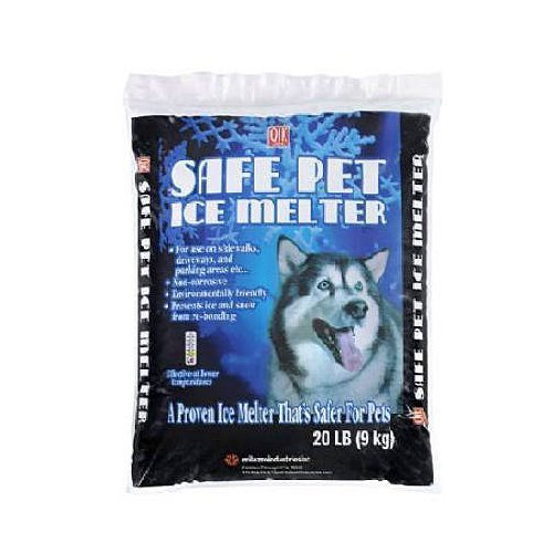 Ice Melter Milazzo (Milazzo Industries 02020 Qik Joe Safe Pet Ice Melter, 20-Pound by Milazzo Industries)