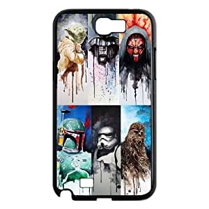 YUAHS(TM) New Cell Phone Case for Samsung Galaxy Note 2 N7100 with The Force Awakens YAS423065