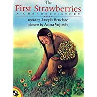 The First Strawberries (Picture Puffins)