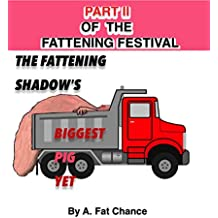 Fat bbw pig rides big new toy