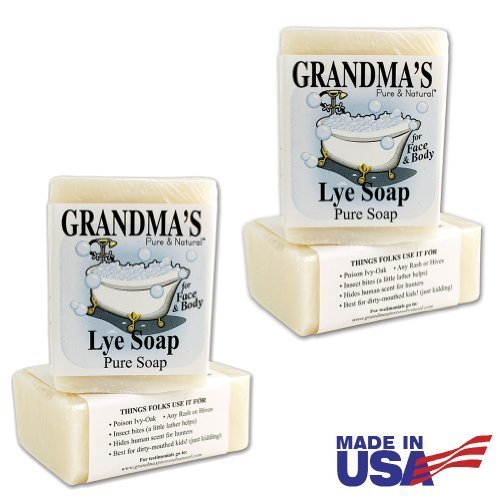 Lye Soap Bar - 9
