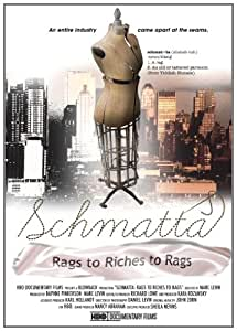 Schmatta: Rags to Riches to Rags