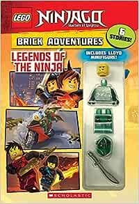 LEGO Ninjago: Legends of the Ninja (LEGO Ninjago - Masters ...