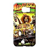 New Arrival Madagascar Escape 2 Africa Classic shell Cell Phone Skins Durable Samsung Galaxy S6 Edge Plus+