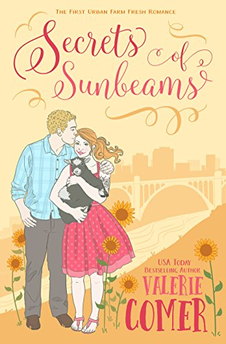 Secrets of Sunbeams: A Christian Romance (Urban Farm Fresh Romance Book 1) cover