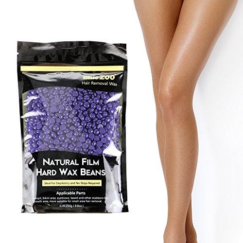 Hair Removal Wax Bean Stripless Natural Hot Film Hard Wax