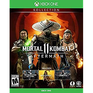 Mortal KOMBAT 11: Aftermath Kollection - Xbox One