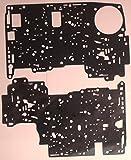 Global Transmission Parts 4R44RE/4R55E/5R55E Upper & Lower Valve Body Separator Plate Gasket Kit