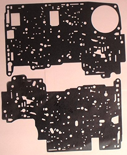 Global Transmission Parts 4R44RE/4R55E/5R55E Upper & Lower Valve Body Separator Plate Gasket Kit