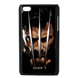 The Wolverine For Ipod Touch 4 Csae protection Case DH514232