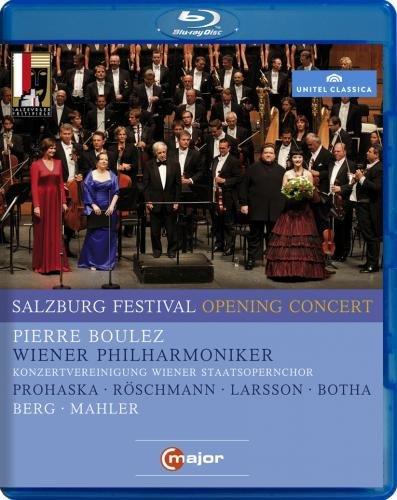 Anna Prohaska - Salzburg Opening Concert 2011 (Blu-ray)