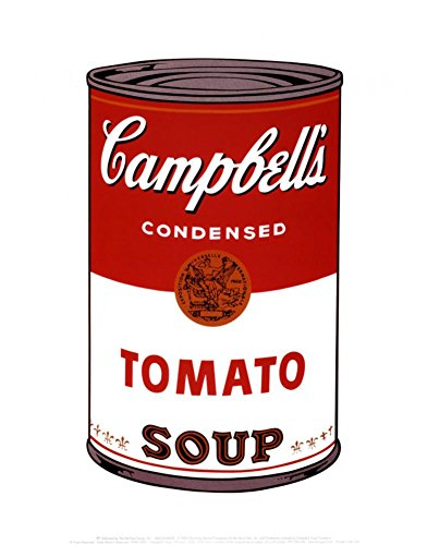 Campbell's Soup I, 1968 Art Print by Andy Warhol