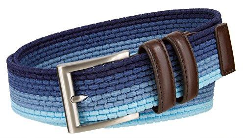 Men's Lee Casual Woven Stretch Belt 1 3/8