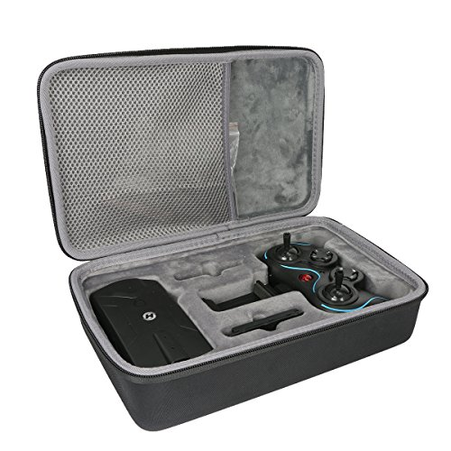 Hard EVA Travel Case for Holy Stone HS160 Shadow FPV RC Drone HD Wi-Fi Camera 6-Axis Gyro Quadcopter by co2CREA