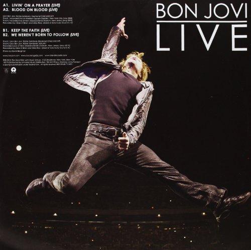 Bon Jovi Live by Island (Image #1)