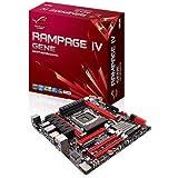 ASUS ROG RAMPAGE IV GENE LGA 2011 DDR3 SATA 6Gb/s USB 3.0 Intel X79 microATX Motherboard
