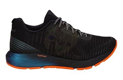 c11f6143f646 Asics Dynaflyte 3 Mens Fitness Running Shoes Black  Amazon.co.uk ...