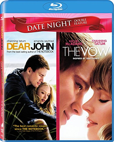 Blu-ray : Dear John/ The Vow (2012) (2 Pack, Dolby, AC-3, Widescreen, Dubbed)