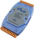ICP DAS USA I-7513 Industrial 3-Way Isolated RS-485 Hub/Splitter with Din Rail Mount. Extends RS-485 network up to 4000 feet.