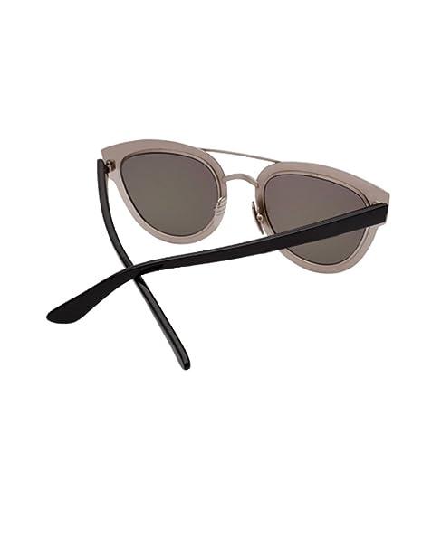 Las gafas de sol reflectantes nueva película de color gafas ...