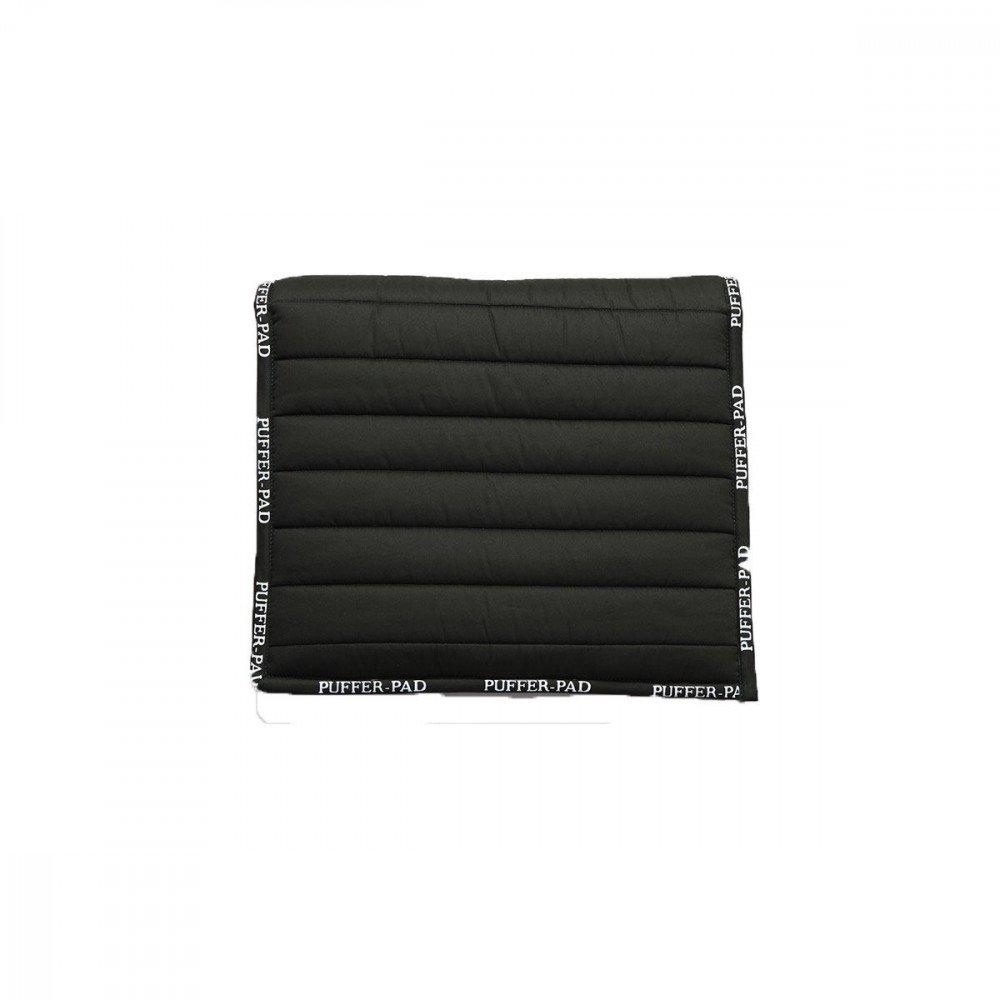 Black Puffer Zilco Pad Saddle Pad Endurance Saddle Cloth