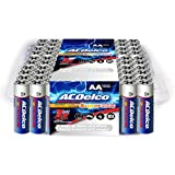 ACDelco AA Batteries Alkaline Battery 100 Count Bulk Pack