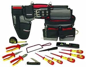 C.K 595001 - Kit de cinturón de herramientas para electricistas