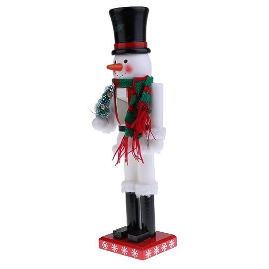 magideal casse noisette en bois figurine marionnette multicolore peint la main objets de dcoration