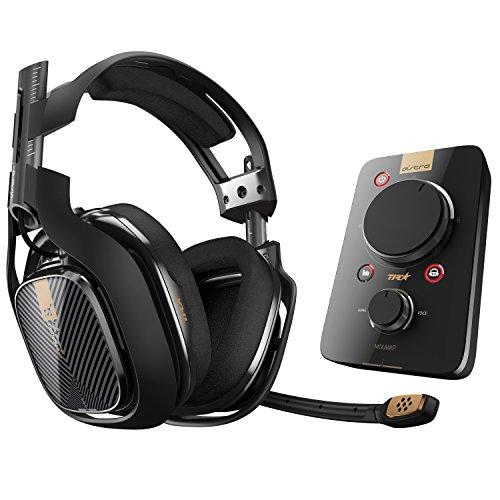 Headset Gamer Astro A40 para PS4, Logitech, Microfones e fones de ouvido