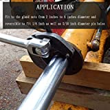 Royalo 1226 Adjustable Gland Nut Wrench for