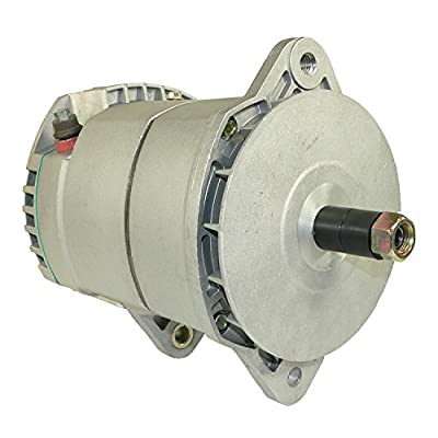 DB Electrical ADR0071 New Alternator for Delco 85 Amp 26SI Kenworth Freightliner, Peterbilt 321-600 321-611 321-700 321-702 321-707 71358916 110416 111261 112998 0R5205 5S6698 200305 203177 3603850RX: Automotive