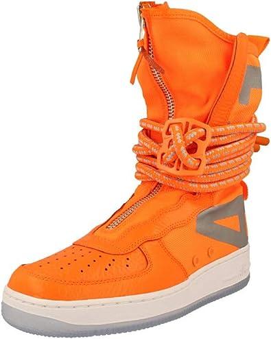 basket nike air force 1 orange