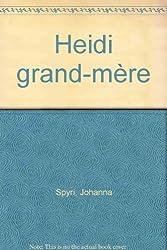 Heidi grand'mère
