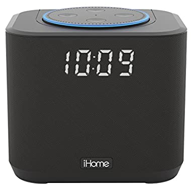 Audio Docks & Mini Speakers Ihome 26e4wo Black Speaker Portable Small !!! Consumer Electronics